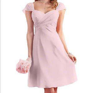 Alfred Angelo bridesmaid/ mob dress ballerina pink